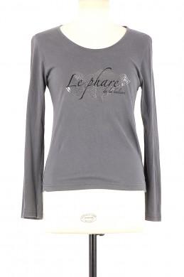 Tee-Shirt LE PHARE DE LA BALEINE Femme L