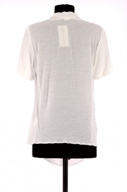 Vetements Top HELMUT LANG BLANC