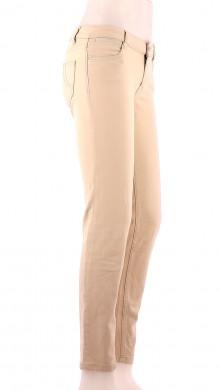 Vetements Pantalon MAJE BEIGE