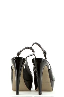 Chaussures Escarpins SERGIO ROSSI  NOIR