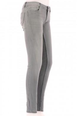 Vetements Jeans MAJE GRIS