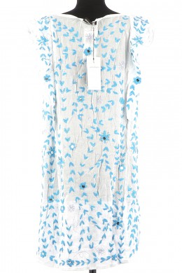 Vetements Robe ANTIK BATIK BLEU CLAIR