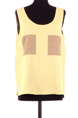 Vetements Top SINEQUANONE JAUNE