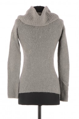 Vetements Pull LA FEE MARABOUTEE GRIS