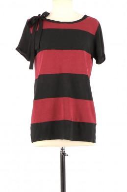 Tee-Shirt SANDRO Femme T1