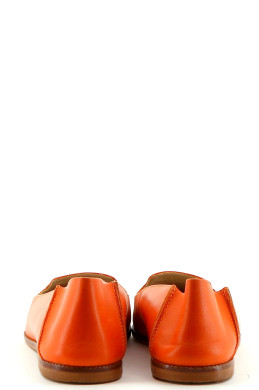 Chaussures Ballerines SAN MARINA ORANGE