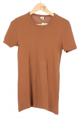 Tee-Shirt PETIT BATEAU Femme FR 42