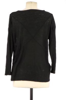Vetements Tee-Shirt COMPTOIR DES COTONNIERS NOIR