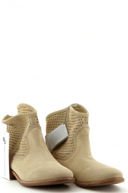 Chaussures Bottines / Low Boots GEOX OR