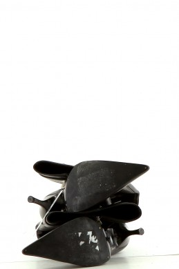 Chaussures Bottes SERGIO ROSSI  NOIR