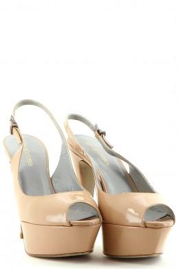 Chaussures Sandales SERGIO ROSSI  BEIGE