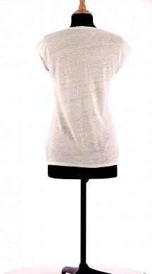 Vetements Tee-Shirt COMPTOIR DES COTONNIERS BLANC