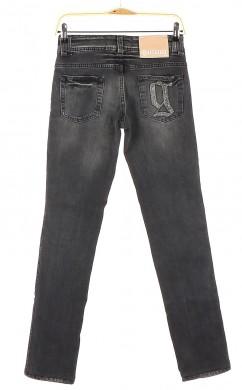 Vetements Jeans JOHN GALLIANO NOIR