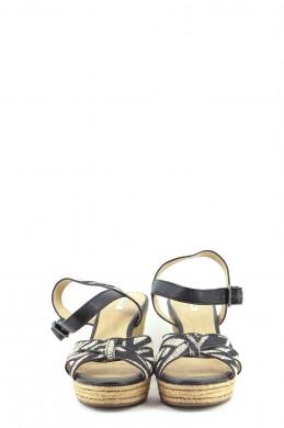 Chaussures Sandales GEOX NOIR