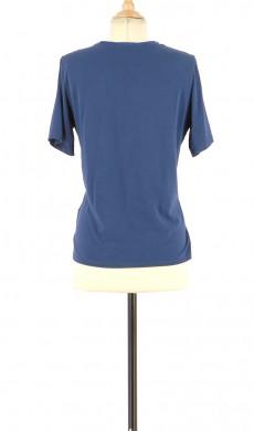 Vetements Tee-Shirt ARMAND VENTILO BLEU