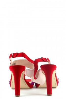 Chaussures Sandales TAMARIS MULTICOLORE