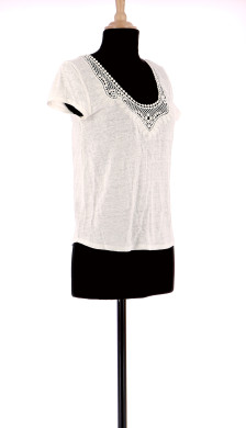 Vetements Tee-Shirt SEZANE BLANC