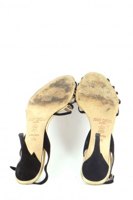 Chaussures Sandales JIMMY CHOO NOIR