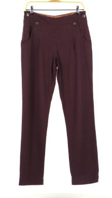 Pantalon CHEMINS BLANCS Femme FR 38