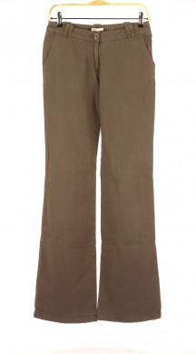Pantalon CHEMINS BLANCS Femme FR 36