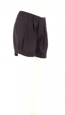 Vetements Short SCHOOL RAG NOIR