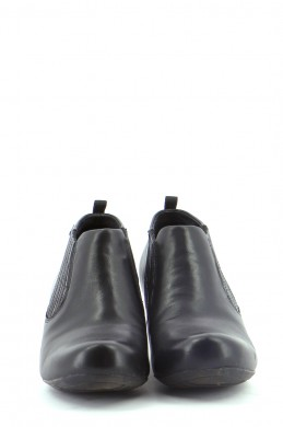 Chaussures Bottines / Low Boots CLARKS NOIR