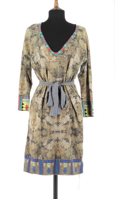Robe CUSTO BARCELONA Femme T3