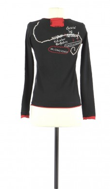 Vetements Top DESIGUAL NOIR