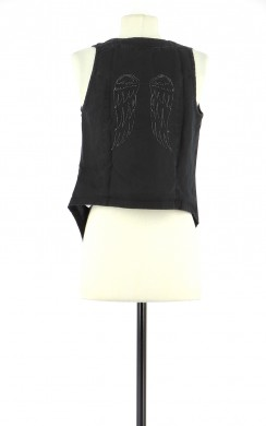 Vetements Gilet BERENICE NOIR