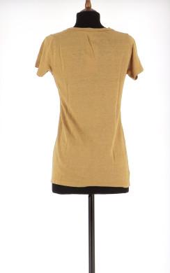 Vetements Tee-Shirt ISABEL MARANT ETOILE OR