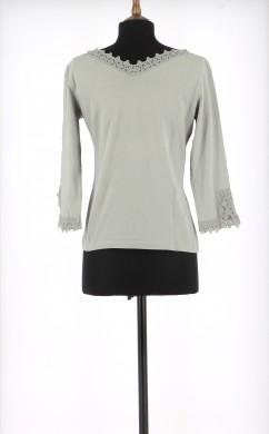 Vetements Tee-Shirt AGNES B. GRIS