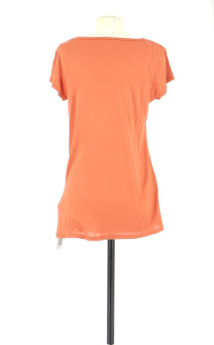 Vetements Tee-Shirt BEST MOUNTAIN ORANGE