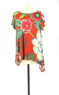 Tee-Shirt DESIGUAL Femme L