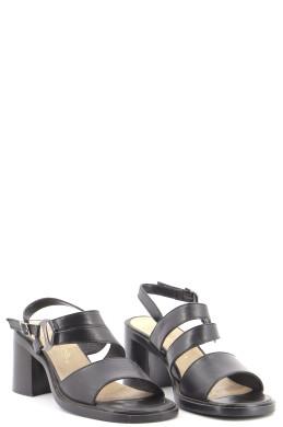 Chaussures Mules SAN MARINA NOIR