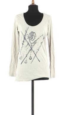 Tee-Shirt DIESEL Femme XS