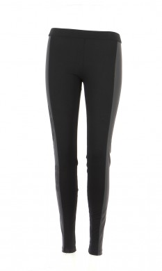 Vetements Pantalon DESIGUAL NOIR