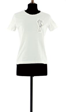 Tee-Shirt PRADA Femme S