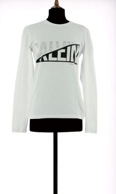 Tee-Shirt CALVIN KLEIN Femme S