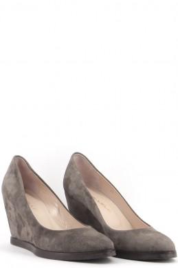 Chaussures Escarpins PARALLELE GRIS