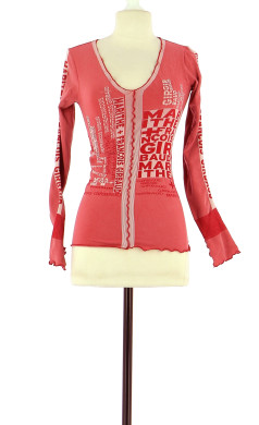 Tee-Shirt MARITHE ET FRANCOIS GIRBAUD Femme T2