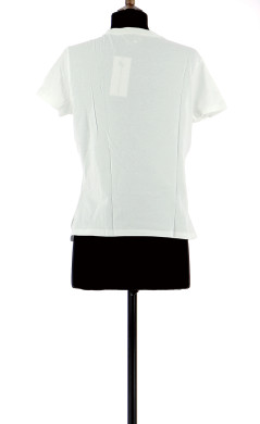 Vetements Tee-Shirt ARMANI JEANS BLANC