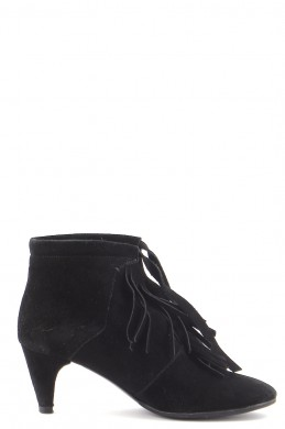 Chaussures Bottines / Low Boots MAJE NOIR