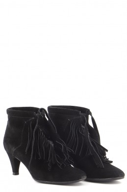Bottines / Low Boots MAJE Chaussures 38
