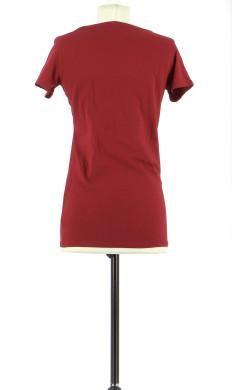 Vetements Tee-Shirt GUESS ROUGE