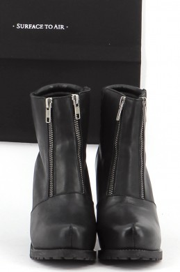 Chaussures Bottines / Low Boots SURFACE TO AIR NOIR