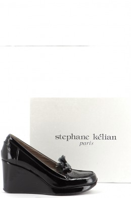 Chaussures Derbies STEPHANE KELIAN NOIR