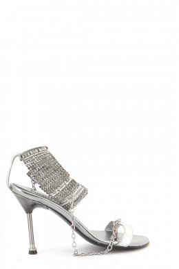 Chaussures Sandales BALDININI GRIS