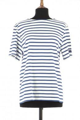 Tee-Shirt SAINT JAMES Femme XS