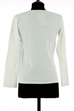 Vetements Tee-Shirt PETIT BATEAU BLANC