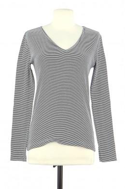 Tee-Shirt PETIT BATEAU Femme FR 38